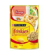 Alimento Úmido Friskies Frango ao Molho