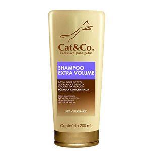 Shampoo-Extra-Volume-200ml-Cat---Co