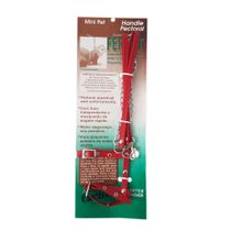 Coleira-para-Ferret-Vermelha-Mini-Pet-Cinoteck