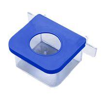 Comedouro-Retangular-1-Furo-Azul-TudoPet