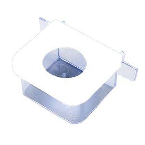 Comedouro-Retangular-1-Furo-Branco-TudoPet