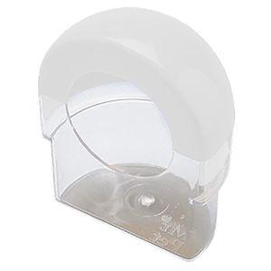 Comedouro-Roller-Transparente-TudoPet
