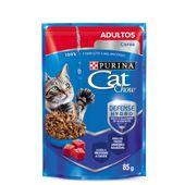 Alimento Úmido Cat Chow Adultos Carne