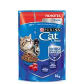 Alimento Úmido Cat Chow Filhotes Carne