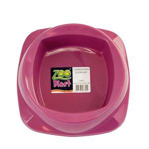 Comedouro-para-Caes-Rosa-Zoo-Plast
