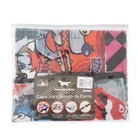 Capa-para-Banco-de-Carro-Graffiti-Futon-Dog-2