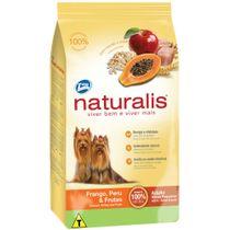 Racao-Naturalis-Caes-Adultos-Racas-Pequenas-Frango-Peru-e-Frutas