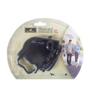 Guia-Retratil-Premium-Preta-Pet-Flex