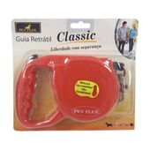 Guia-Retratil-Classic-Vermelha-Pet-Flex-ate-15kg