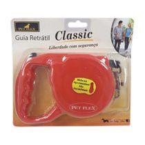 Guia-Retratil-Classic-Vermelha-Pet-Flex-ate-15kg