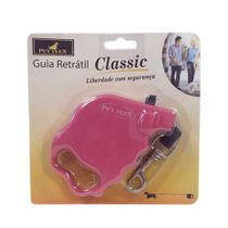Guia-Retratil-Classic-Rosa-Pet-Flex-ate-5kg