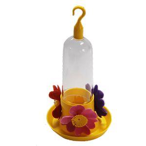 Bebedouro-Beija-Flor-Mini-com-Bandeja-Amarela-TudoPet