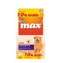 Racao-Max-Caes-Adultos-Cordeiro-Frango-e-Arroz-Bonus