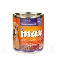 Pate-Max-Adulto-cordeiro-e-Frango
