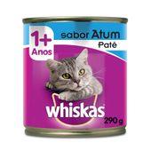 Alimento Úmido Whiskas Patê Atum 1
