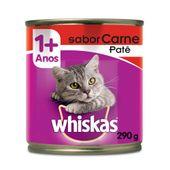 Alimento Úmido Whiskas Patê Carne