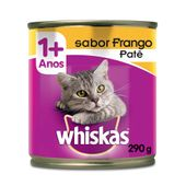 Alimento Úmido Whiskas Patê Frango