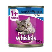 Alimento Úmido Whiskas Patê PeixeReti