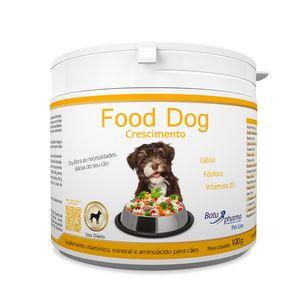 Food-Dog-Crescimento