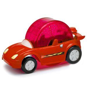 Brinquedo-Critter-Cruiser-Carrinho-para-Hamster-Vermelho-Superpet