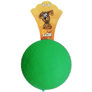 Bola-Borracha-Verde