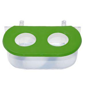 Comedouro-Oval-Com-Gancho-2-Furos-Verde-TudoPet