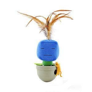 Brinquedo-Dispenser-para-Racao-ou-Petisco-Cat-Emotion-Soneca-Amicus