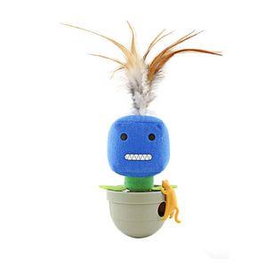 Brinquedo-Dispenser-para-Racao-ou-Petisco-Cat-Emotion-Zangado-Amicus