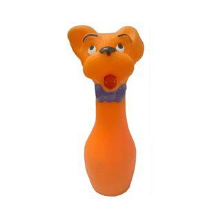 Brinquedo-Cao-Boliche-Laranja-Animania