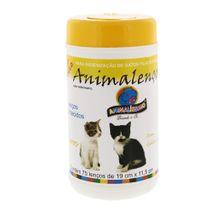 Lencos-Umedecidos-Animalenco-para-Gatos-Santoro-75-unidades