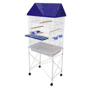 Viveiro-telhadinho-azul-duplex