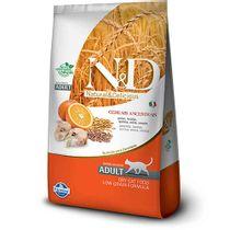 Racao-ND-Low-Grain-Feline-Peixe