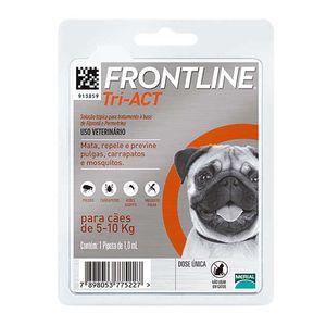 Antipulgas-e-Carrapatos-Frontline-Tri-ACT-Caes-5-a-10kg