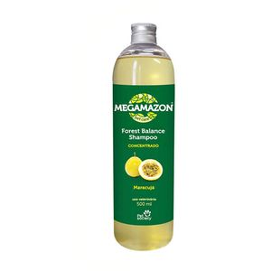 Shampoo-Megamazon-Forest-Balance-Maracuja-Pet-Society-500ml