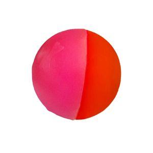 Bola-Borracha-Oca-Vermelha-e-Rosa-Art-Injet