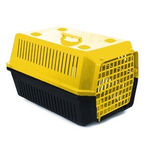 Caixa de Transporte S Box Amarela Alvorada