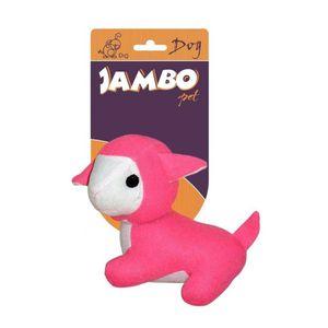 Brinquedo-Pelucia-Fun-Ovelha-Rosa-Jambo