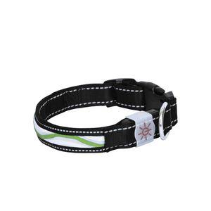 Coleira-Luminosa-LED-Verde-Genco-Pet-I
