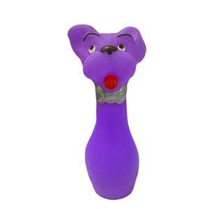 Brinquedo-Cao-Boliche-Roxo-Animania