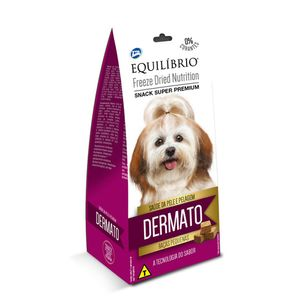 Petisco-Snack-Freeze-Dried-Dermato-30g-Equilibrio