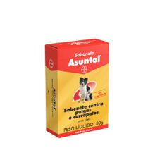 Sabonete-Antipulgas-e-Carrapatos-Asuntol-80g-Bayer