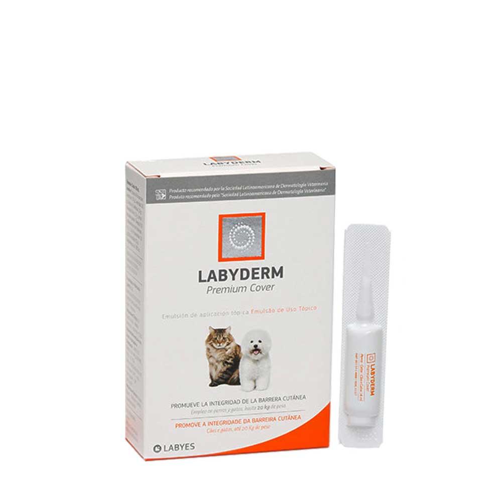 3fe17d8d13 Labyderm Premium Cover Ampola para Cães e Gatos - Cobasi - Cobasi
