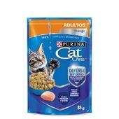 Alimento Úmido Cat Chow Adulto Frango