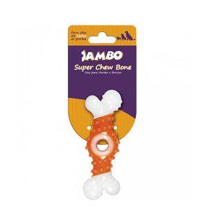 Brinquedo-Super-Osso-Chew-Laranja-Jambo