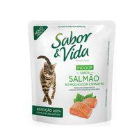 Alimento-Umido-Sabor-e-Vida-Gato-Indoor-Salmao-ao-Molho
