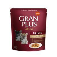 Alimento-Umido-Gran-Plus-Cao-Filhote-Frango-85g