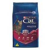 Racao Purina Cat Chow Gatos Adultos Carne