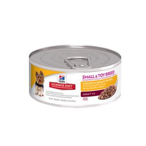 Alimento-Umido-Hill-s-Cao-Adulto-Pequeno-e-Mini-Frango-164g
