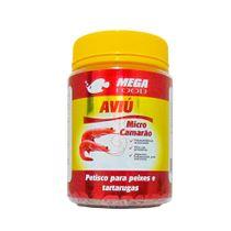 Petisco-Aviu-para-Peixes-e-Tartarugas-Mega-Food-60g