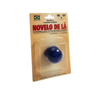 Novelo-de-La-com-CatNip-Azul-PetPira